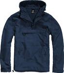Brandit Men's Windbreaker Navy Blue