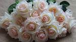 Роза малая шампань