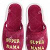 "Тапки ""Супер мама"""