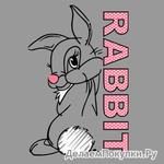 ТТФ кролик 17х 25 см