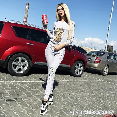 Спортивный костюм 24674 Пр-во Турция Скидка 40%