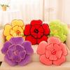 Подушка декоративная цветок