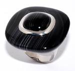 Серебряное кольцо      Артикул: 01mr1032b-111-101-1