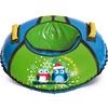 Тюбинг ТБ1КР-950 Совушки зеленый/синий ТБ1КР-95