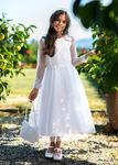 Платье миди,размеры 134-158