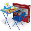 К-т Disney 1П (Д1П/Т) Disney Тачки (стол +пенал+стул мягкий )