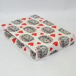 ЁЖИКИ - Трикотажная простыня на резинке 140х200