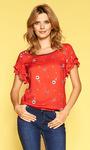 Блузка, размеры 36-46 евро 2 расцветки