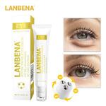 Серум для области вокруг глаз от морщин с пептидами Lanbena Peptide Wrinkle Eye Serum