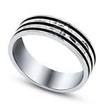 Серебряное кольцо      Артикул: 010253-202-113