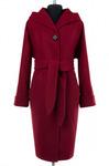 Пальто женское демисезонное(пояс) кашемир