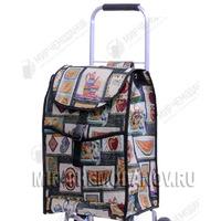 Хозяйственная сумка-тележка на колесах «KVV»