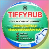 Мазь от простуды Tiffy rub 6 грамм