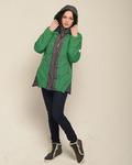 Куртка зимняя двухцветная  Код: 3035-15
