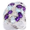 Серебряное кольцо      Артикул: 21sm-02-151