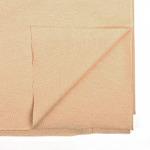 Трикотажная ткань 95х50 см хлопок 100% плотность 140гр цв.ТП-3017 какао уп.2шт