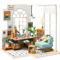 Румбокс Цветной арт.DGM01 Домашний кабинет 17,6х13,7х18,2 см