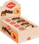 Шоколадные батончики «Яшкино» с карамельной начинкой