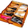 Органайзер для обуви из ткани на 12 пар (без коробки)