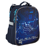 Рюкзак школьный каркасный 531 digital