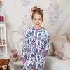Пижама-комбинезон для девочек