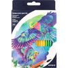 Карандаши цветные акварельные, 36 шт., kite