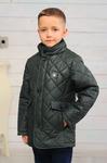 """Демисезонная куртка для мальчика """"Классика"""""""
