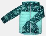 1053  Куртка для девочек демисезонная