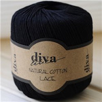 Natural Cotton Lace (Diva)
