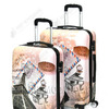 Большой чемодан из комплекта чемоданов «Verano» «Paris memories in an»