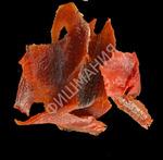 Слайсы вяленые из филе лососевых