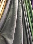 Блэкаут Лен мелкая рогожка LB1 светло-серый 280 см