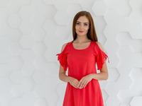 Микелла - платье (штапель)