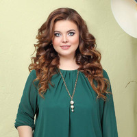 Блуза 296.10.2+украшение