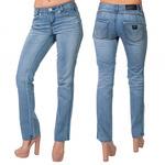 Голубые женские джинсы 4wards. Та модель, которую ты искала. Хлопок + эластан = идеальная посадка по фигурке №577