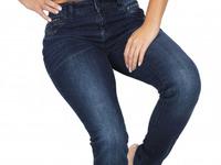 Женские джинсы L.M.V. с вышивкой и заклёпками – ТА САМАЯ джинсовая страсть Анджелины Джоли и Натали Портман №500