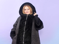 Зимнее пальто Тайра Yaber