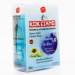 Лечебное мыло для проблемной кожи и борьбы с постакне Snow Lotus от Kokliang 90 гр