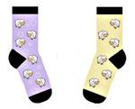 """Детские носки """"Барашки"""" (длина стопы 11-12 см)"""