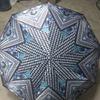 Зонт женский автомат , атласная плащевка