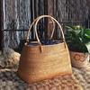 BG-LUX08  сумка из ротанга.  Полностью ручная работа.  Высокое качество. пр-во Бали