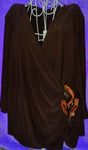 Блузка женская, размер 54