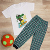 Комплект для мальчика: футболка + брюки, арт.20-414-2