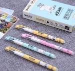 Ручка Пиши-Стирай Moomin (чёрные чернила)