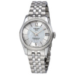 Tissot T108.208.11.117.00 Women's T-Classic Ballade Stainless Steel Mother of Pearl Dial