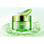 Освежающий и увлажняющий крем-гель для лица и шеи Aloe Vera 50 гр