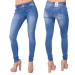 Женские джинсы ультра скинни от Wallflower. Мужчины сходят с ума от девушек в обтягивающих брючках №574