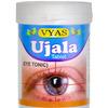 Аюрведические таблетки для зрения Уджала, 100 таб, производитель Вьяс; Ujala, 100 tabs, Vyas