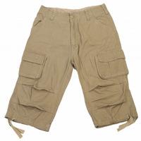 Мужские шорты бермуды Brandit. Специальный пошив исключает торчащие колени №561