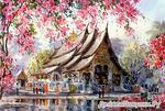 GX3259 (GX22960 Тайланд) картина по номерам 40х50